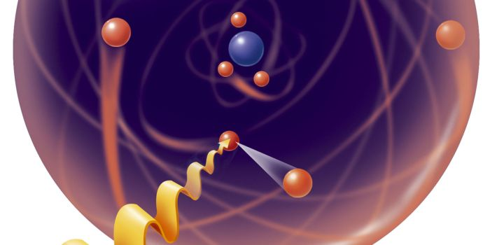 Atoms Can Be in Two Places At the Same Time