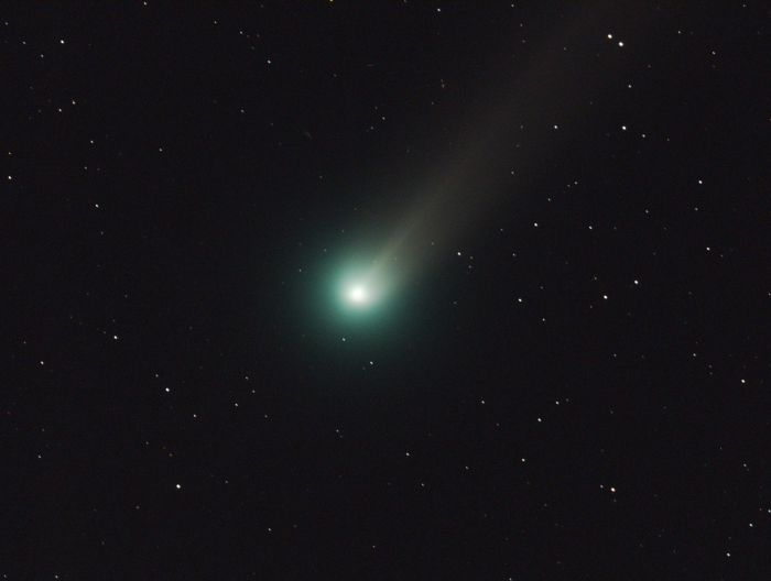 Researchers Catch Comet Lovejoy Giving AwayAlcohol