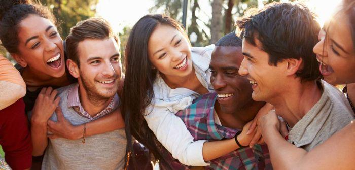 Study: Friends 'Better thanMorphine'