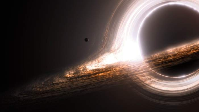 Loop Quantum Gravity Theory Offers Glimpse Beyond the Event Horizon