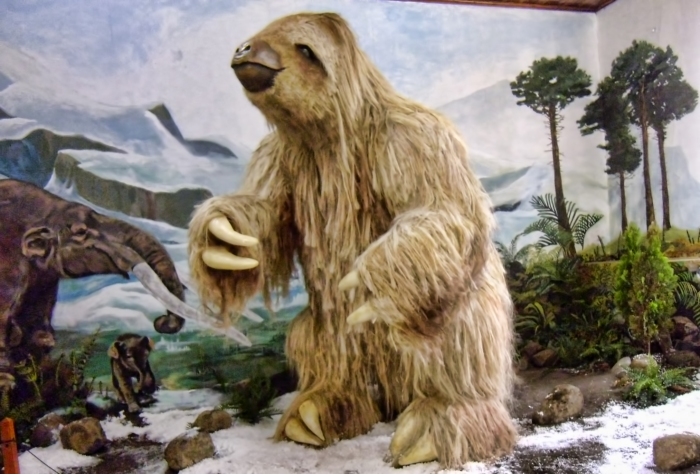 Ancient DNA Shows Perfect Storm Felled Ice Age Giants